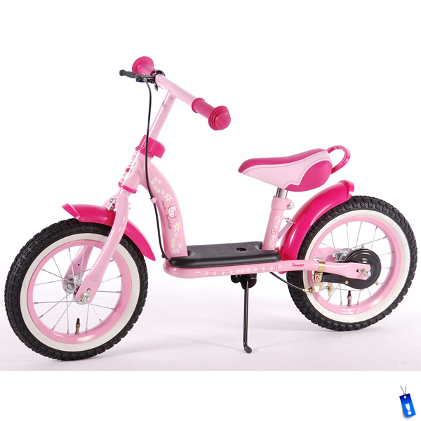 loopfiets hello kitty roze 342 yipeeh